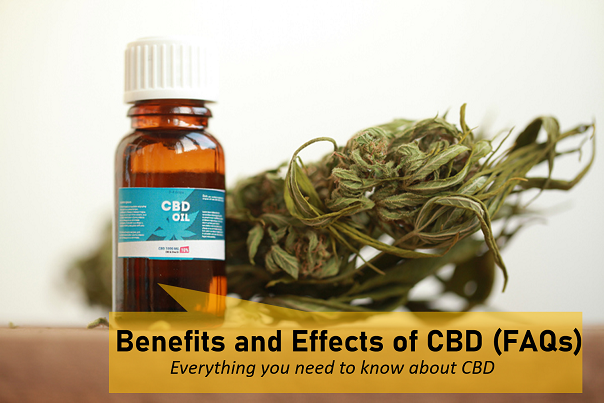 What is CBD ? Everything You need to Know About CBD | Benefits & Side Effects